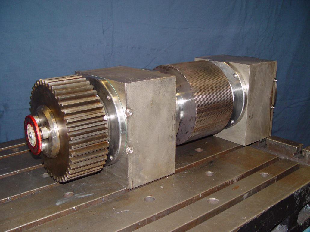 Mill Roll Assemblies